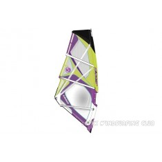 Парус Simmer 2014 Blacktip Purple